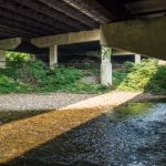 Gwynns Falls Under I-95, Carroll Park (2015)