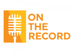 On the Record icon