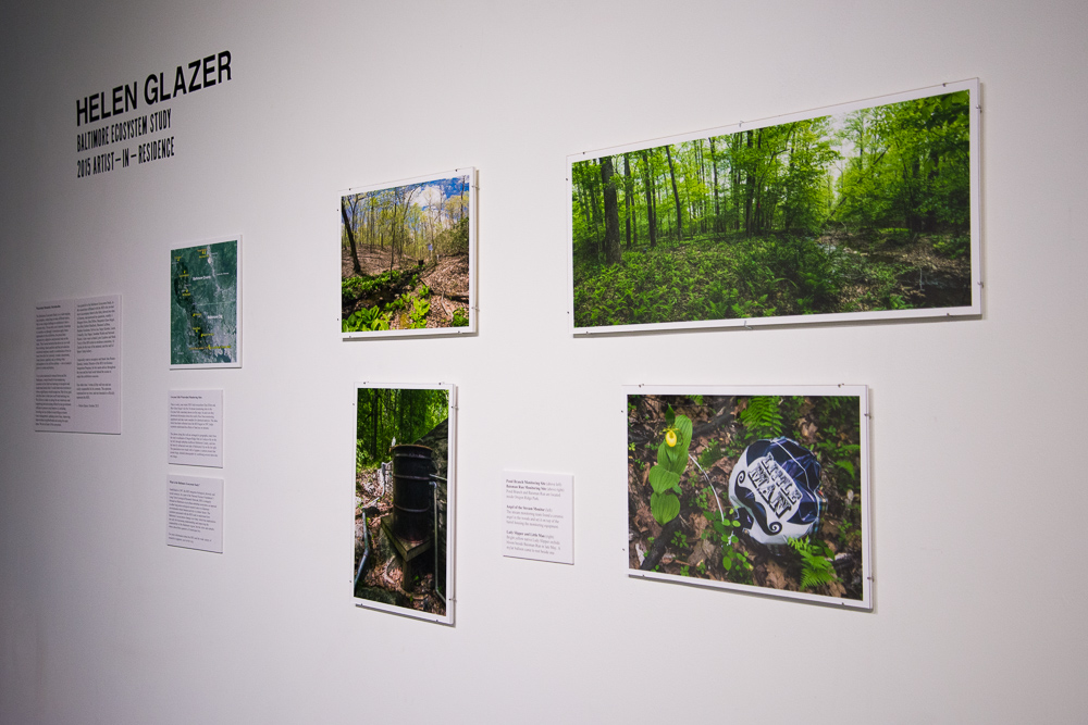 Watershed Moments Exhibition, Space Camp Gallery, Baltimore, October 2015