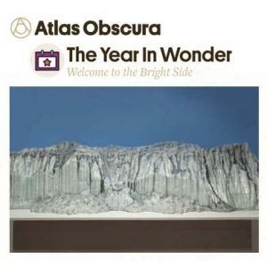 Atlas Obscura The Year in  Wonder
