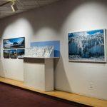 Photo of Goucher exhibition