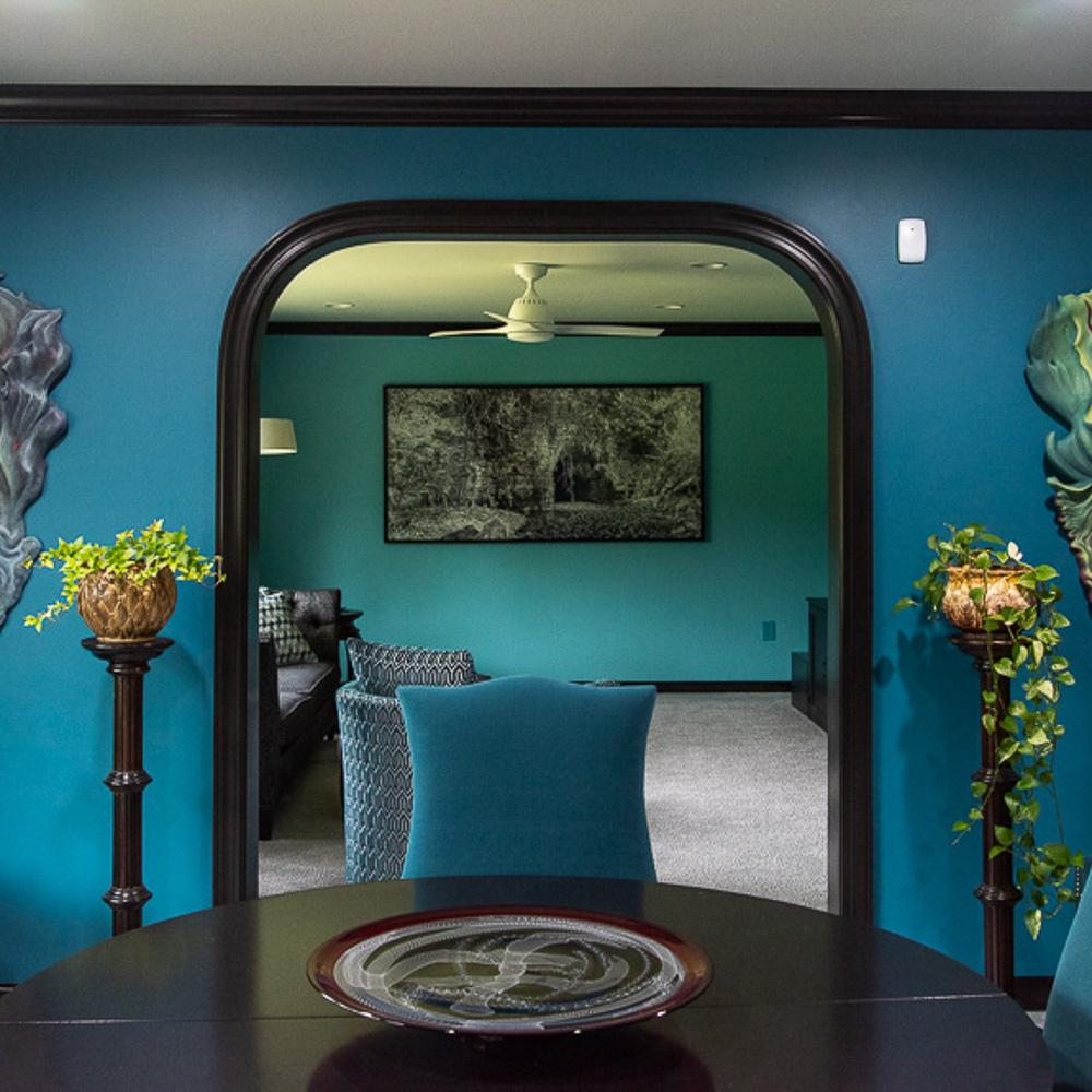 Art in Interiors