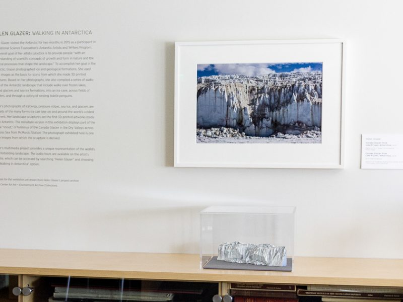 Antarctica Archive at Center for Art + Environment