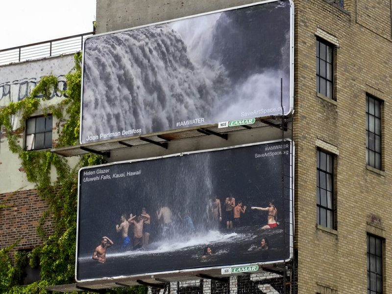 Chasing Waterfalls in Brooklyn