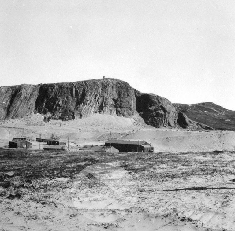 Bluie West 8, collection of Danish Arctic Institute